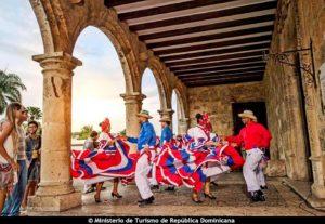 Danse folklorique Rép. Dom