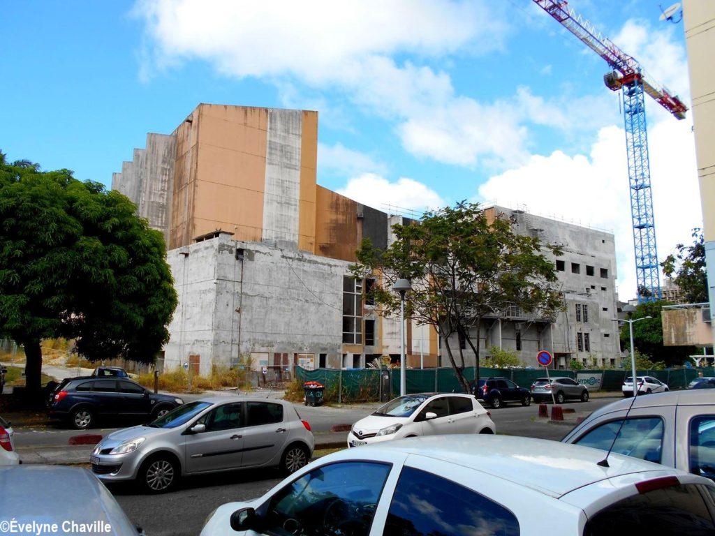 Centre des Arts-Rénovation 14C