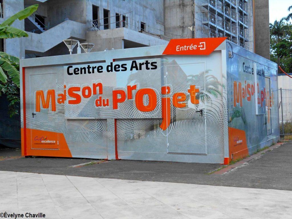 Centre des Arts-Rénovation 21B