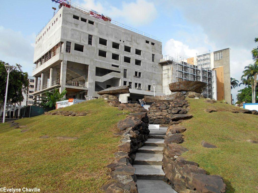 Centre des Arts-Rénovation 7A