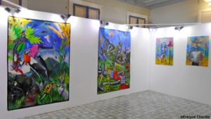 Exposition Festival Bleu Outre Mer 10-0