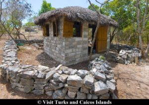 Îles Turques & Caïques - Cabane Esclave