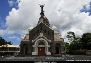 Martinique - Église de Balata