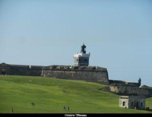 Porto Rico - Fort El Morro