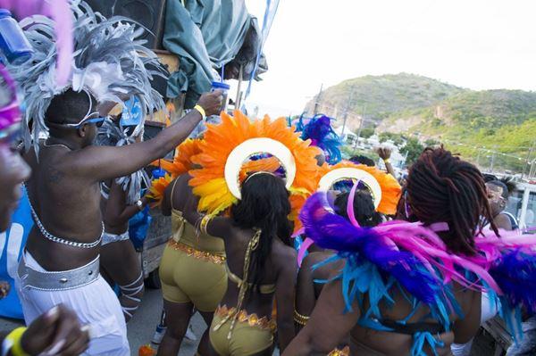Montserrat's Festival / Carnival - Photo: Darion Darroaux