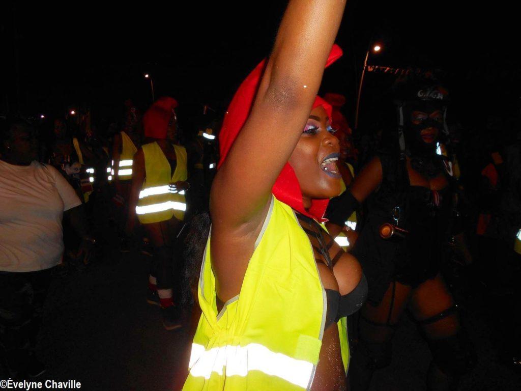 Carnaval Guadeloupe Gilets Jaunes 48B