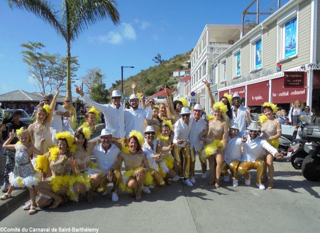 Carnaval de St-Barthélemy 1