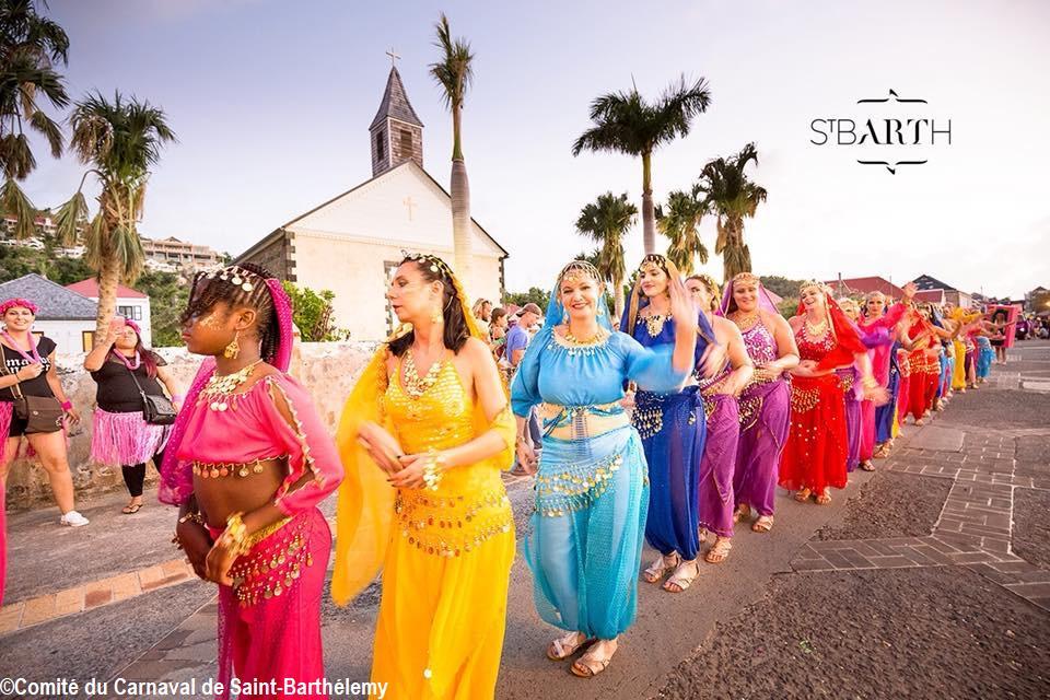 Carnaval de St-Barthélemy 4