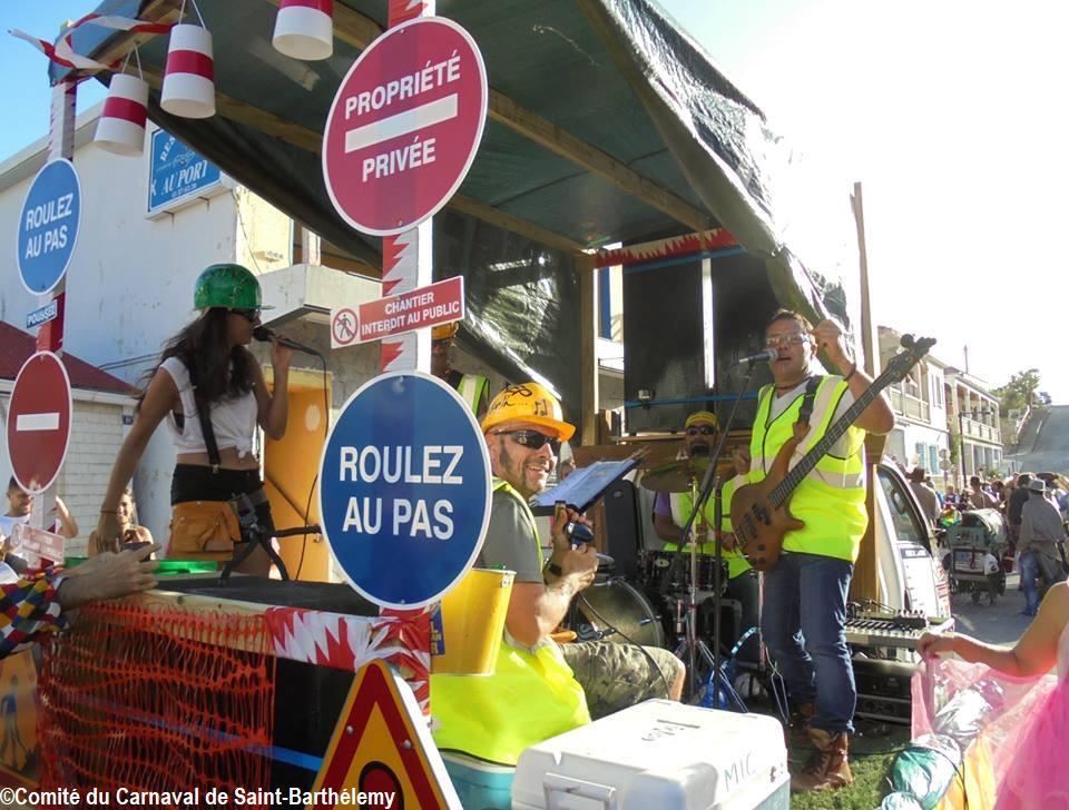 Carnaval de St-Barthélemy 6