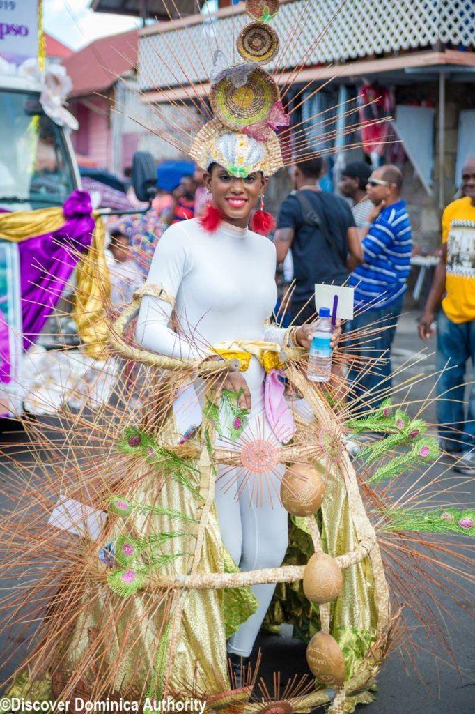 Carnival of Dominica 17A