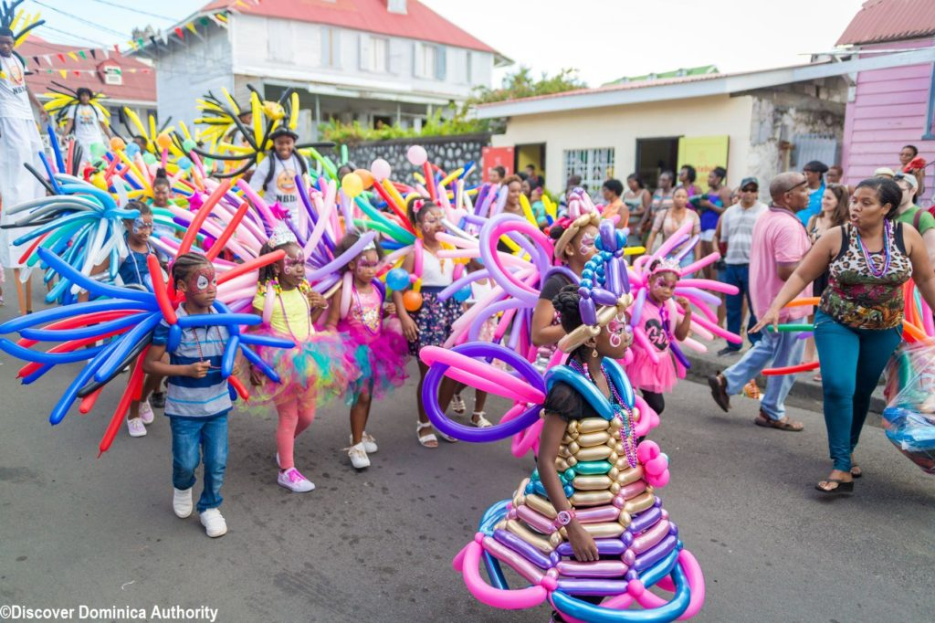 Carnival of Dominica 27C