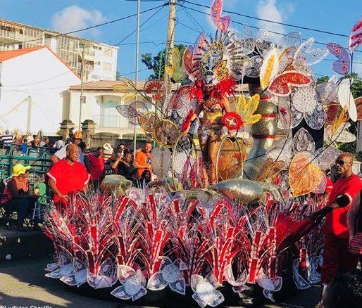 Carnaval de Basse-Terre 2018 (GUADALUPE) - Foto: Ludivine Chaville