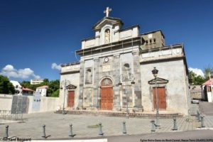 Église du Carmel, Basse-Terre