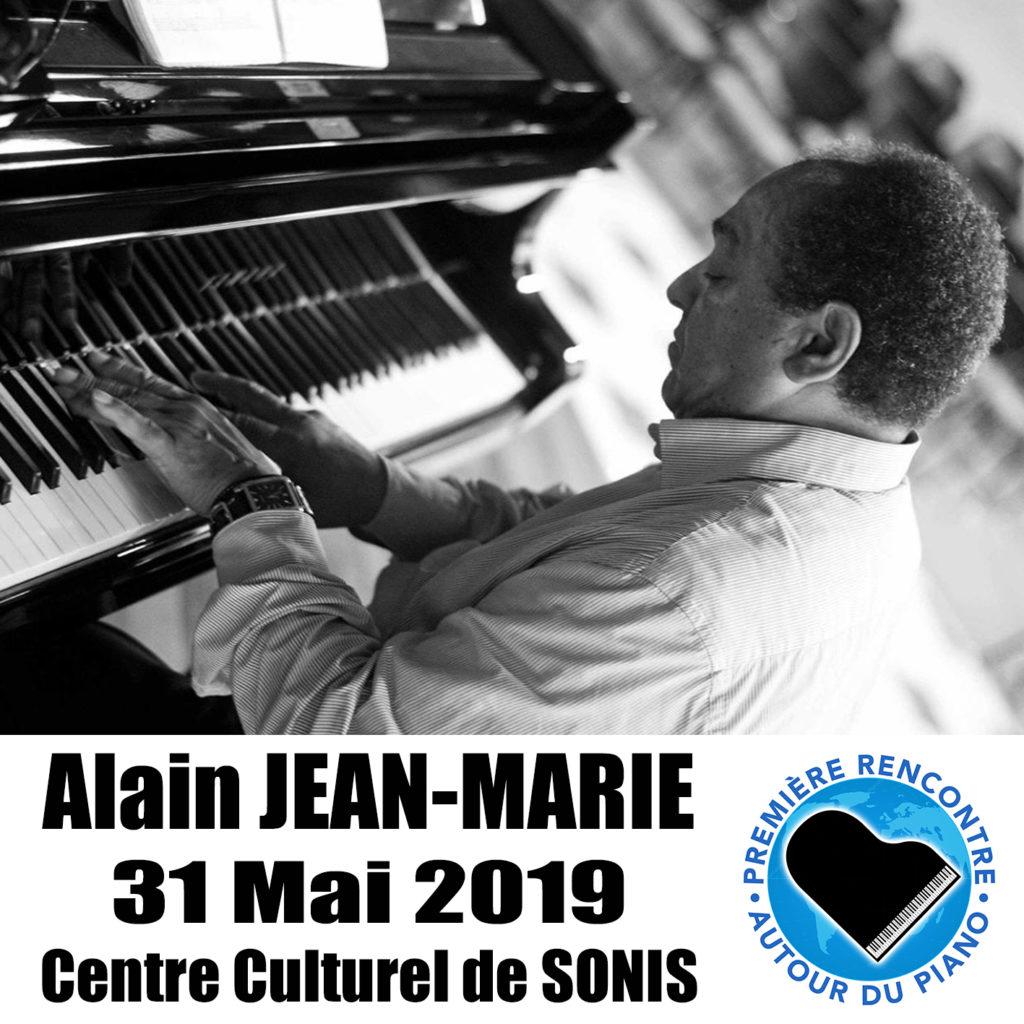 1 - Alain Jean-Marie