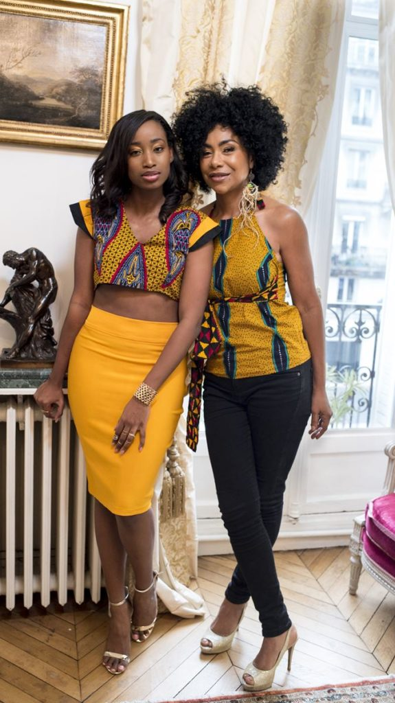 2 - Saïna Manotte & Tanya Saint-Val 1