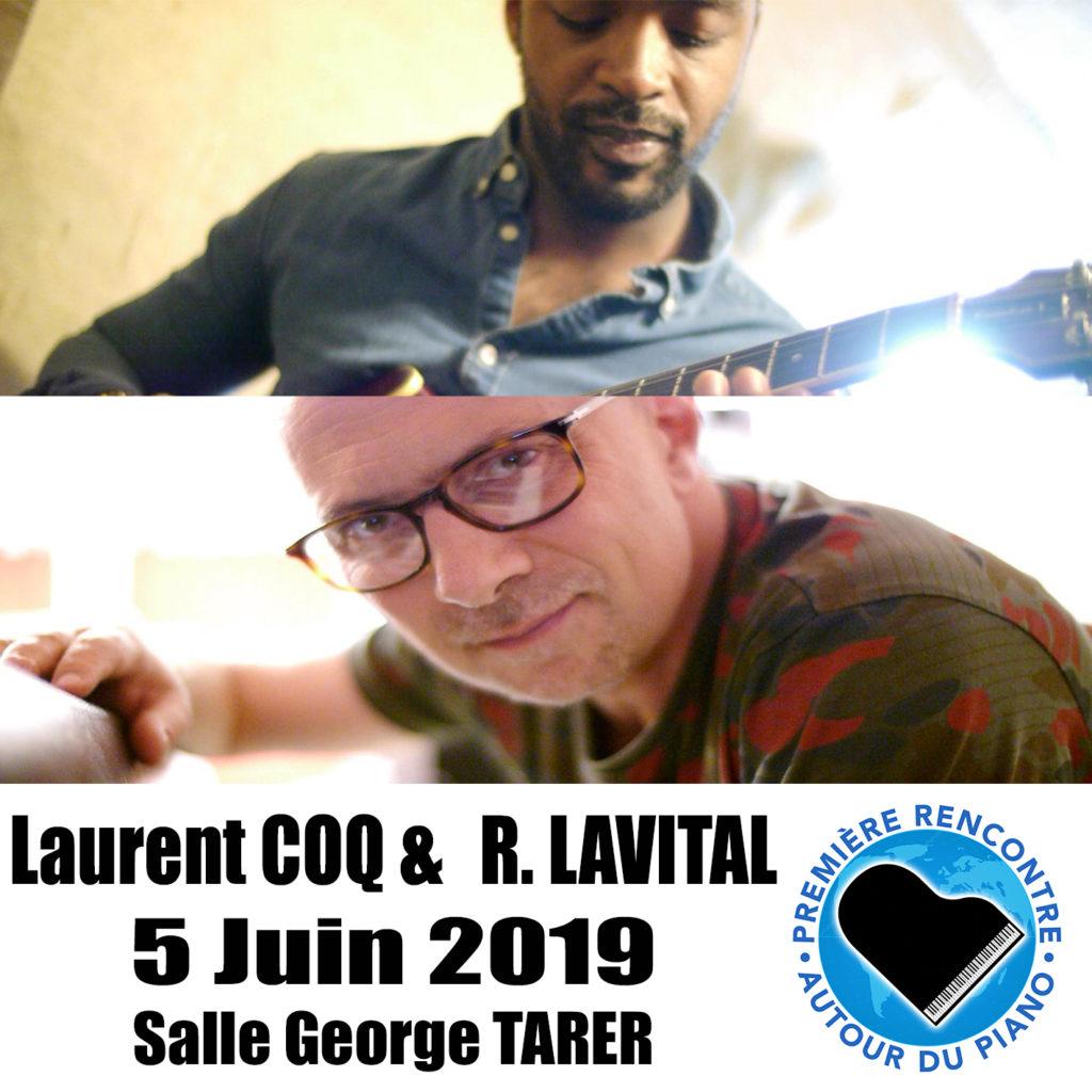 6 - Laurent Coq & R. Lavital