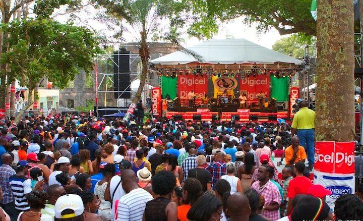 Barbados Reggae Festival – Photo : Alwyn Kirk