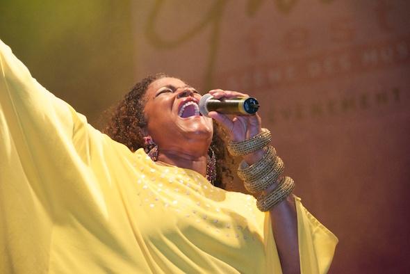 Jocelyne Béroard - Gwadloup Festival