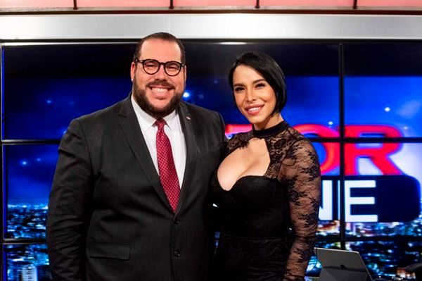 Victor Gomez & Jessica Pereira 0