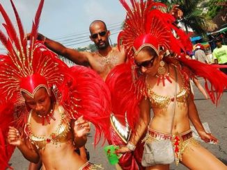 Vincy Mas- Carnaval - Photo: Kay Wilson / St Vincent & the Grenadines Tourism Authority
