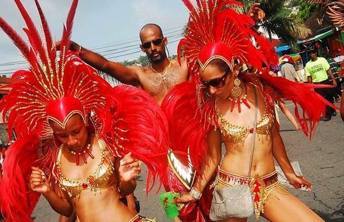 Vincy Mas- Carnaval - Photo: Kay Wilson / St Vincent & the Grenadines Tourism Authority