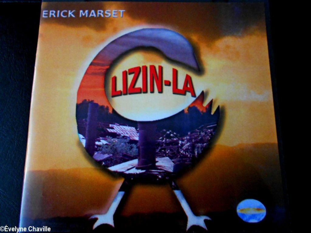 1-Érick Marset - CD Lizin-la