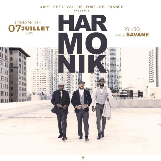 2-Harmonik, Festival Culturel de Fort-de-France 2019