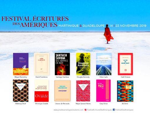 Festival Écritures des Amériques 00