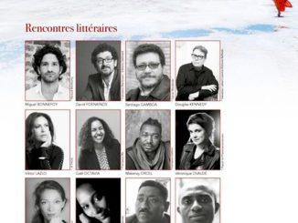 Festival Écritures des Amériques 01