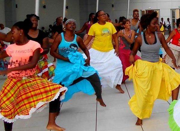 Kalakaswé at the Memorial ACTe (Guadeloupe) - Photo: Évelyne Chaville