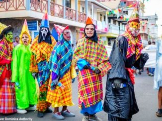 Carnaval - Photo: Discover Dominica Authority