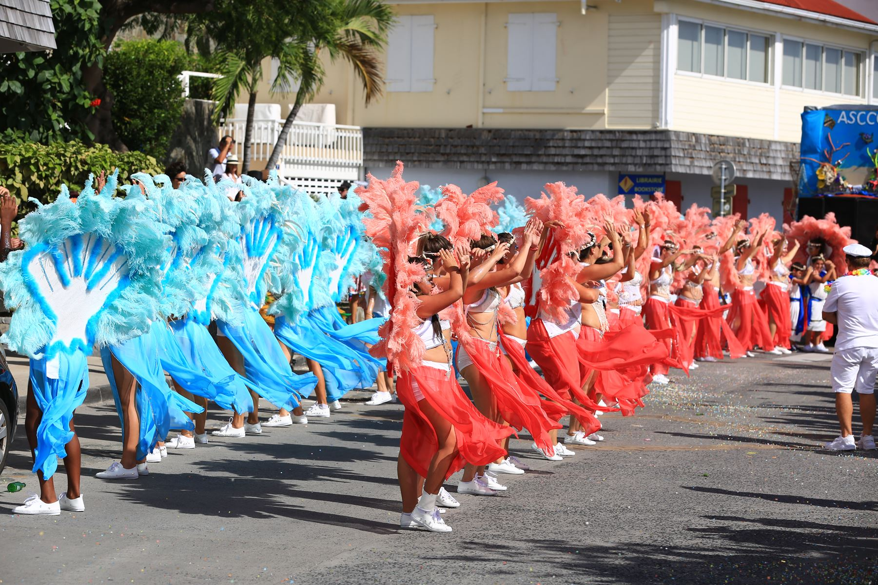 Carnaval Saint-Barth 1