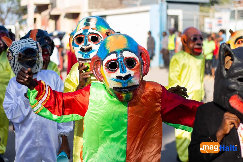 Carnaval des Étudiants-Cap-Haïtien 3