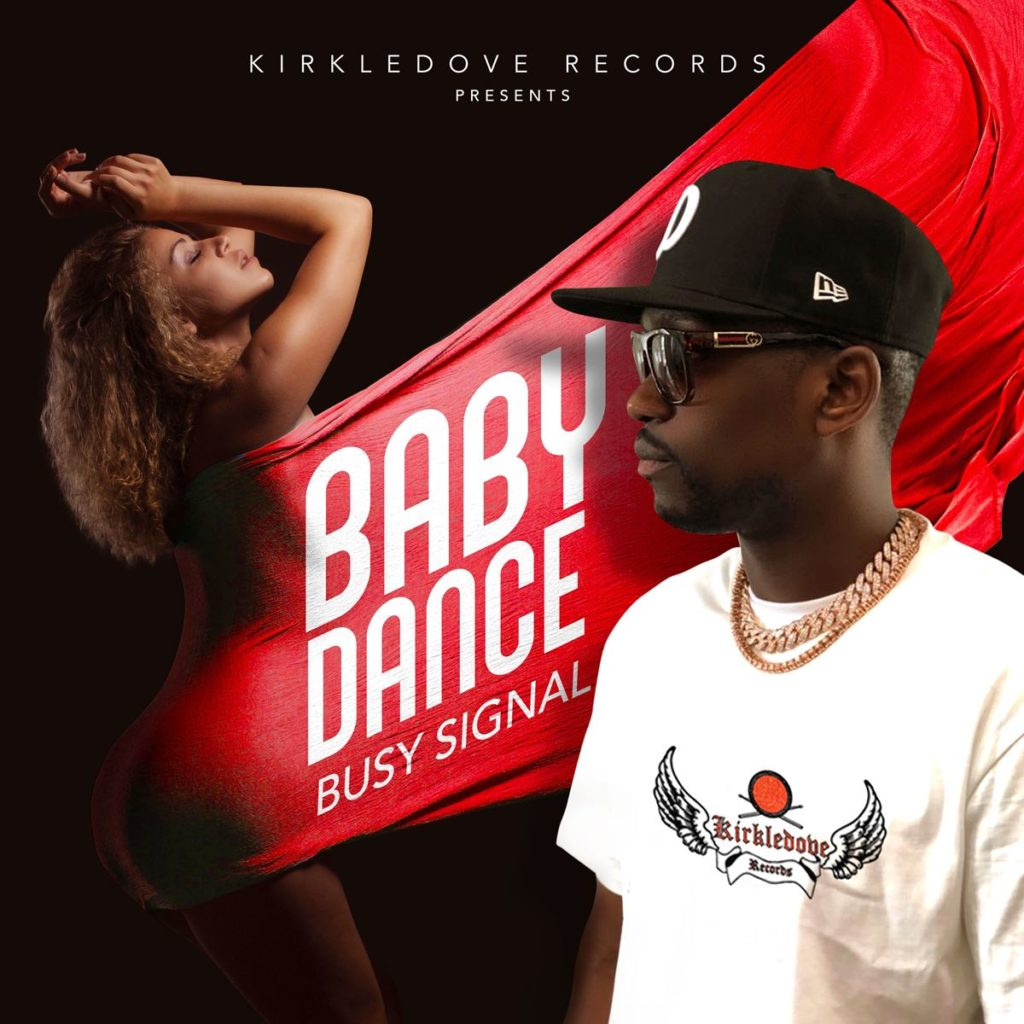 Busy Signal - Baby Dance - Artwork