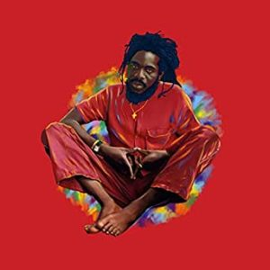 Dennis Brown - Earthstrong - Artwork 1