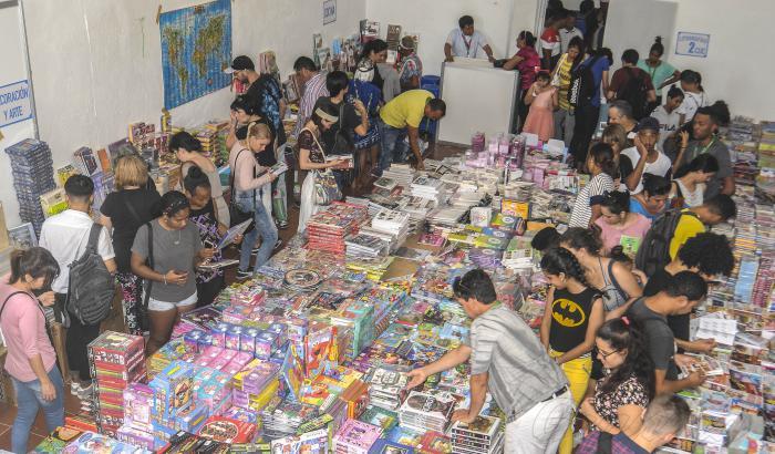 Feria Internacional del Libro Habana 3