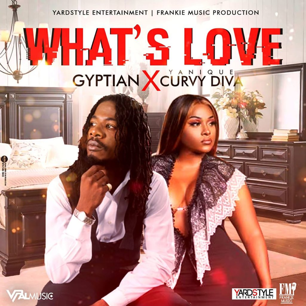Gyptian x Curvy Diva - What's Love - Artwork (1)