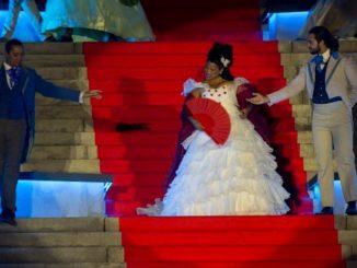 Espectáculo para el 500 aniversario de La Habana