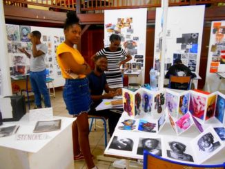 The Art & Design prep class of the CMA has already admitted more than 430 students from Guadeloupe, St. Martin and Martinique, many were accepted to art schools, especially in France, in other European countries or Canada and are now working in various fields of art, design and culture.