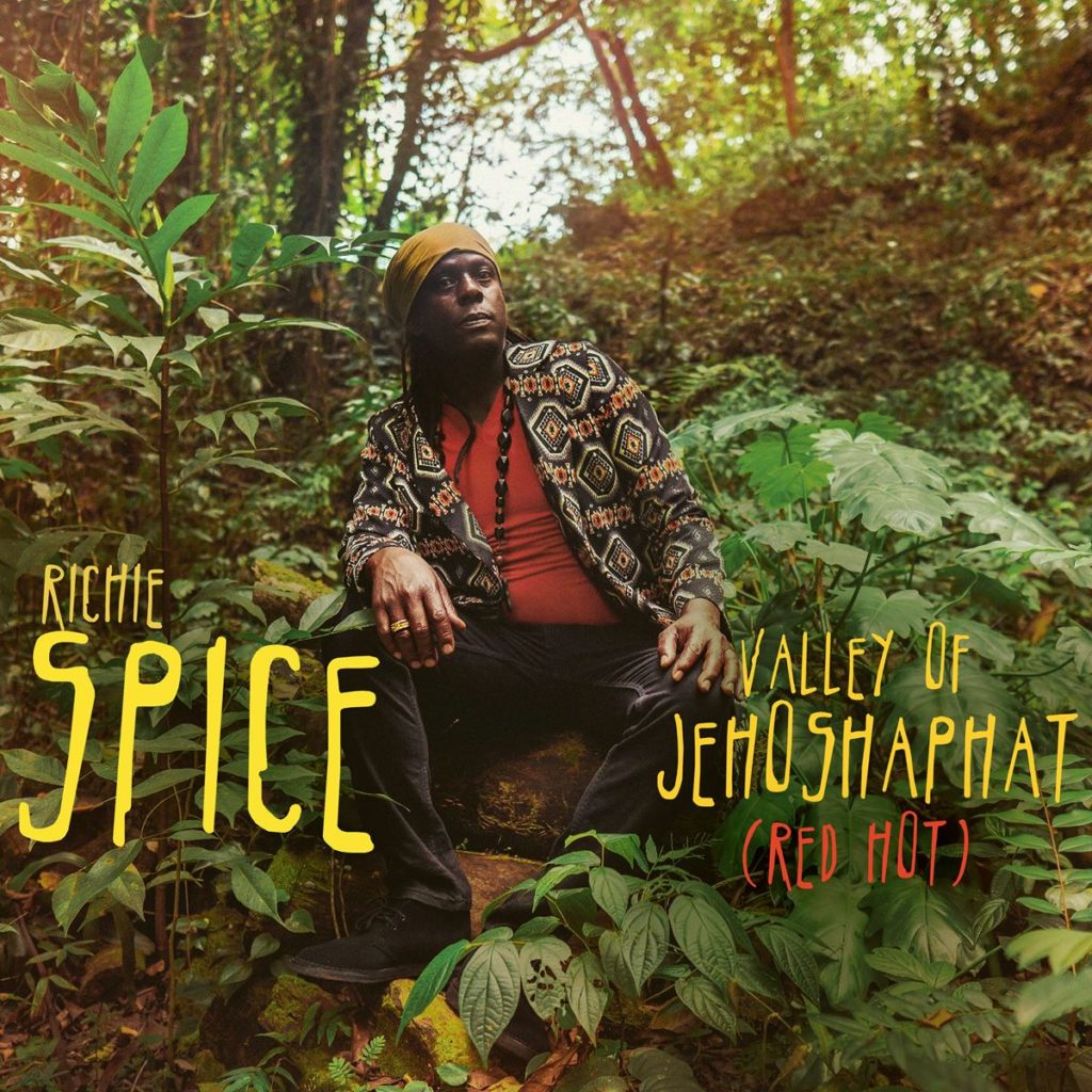 Richie Spice - Valley of Jehoshaphat (Red Hot) - A