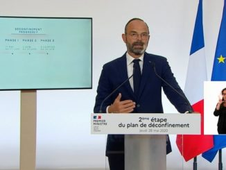 Le Premier Ministre Édouard Philippe - Photo: Site Internet Matignon