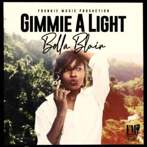 Bella Blair - Gimmie A Light - Artwork