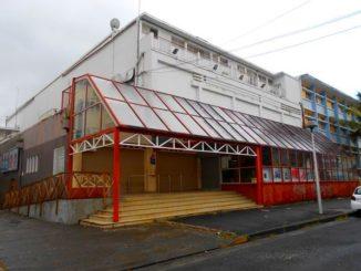 Le Rex, le dernier cinéma de Pointe-à-Pitre, ne rouvrira pas ses portes le 22 juin prochain - Photo: Évelyne Chaville