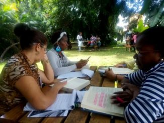Soixante enseignants des domaines de la langue espagnole, des sciences sociales et de l'éducation artistique ont participé à ce cours-atelier de littérature créative