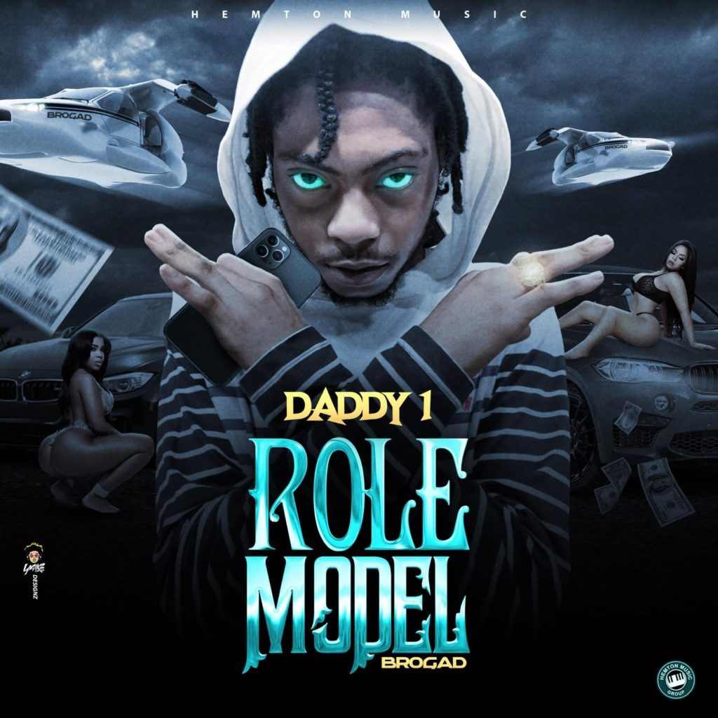 Daddy 1 - Role Model (RAW) - Artwork