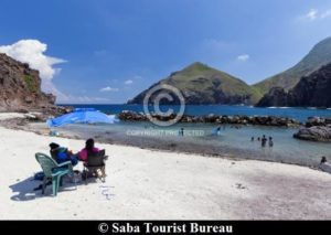 Saba plage
