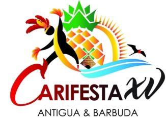 En janvier dernier, Antigue & Barbude a dévoilé le logo du Carifesta XV qui incarne plusieurs des symboles nationaux des îles