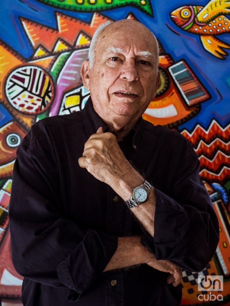 Día de la Cultura Nacional - Alfredo Sosabravo C