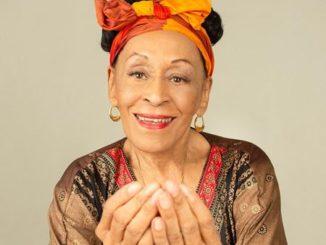 Se rinde homenaje a la cantante Omara Portuondo, que cumplió 90 años - Foto: Sitio web de la artista