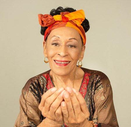 Un hommage est rendu à la chanteuse Omara Portuondo qui a fêté ses 90 ans - Photo: Site web de l'artiste